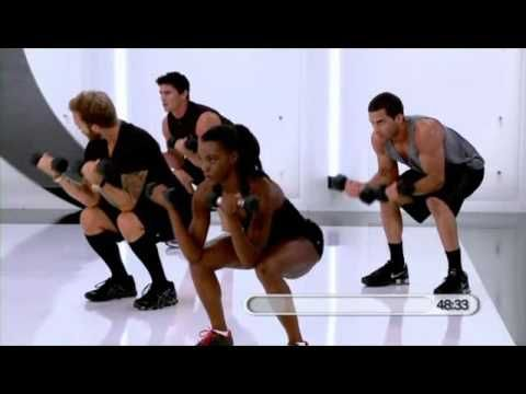 Bob Harper Total Body Transformation Workout - YouTube