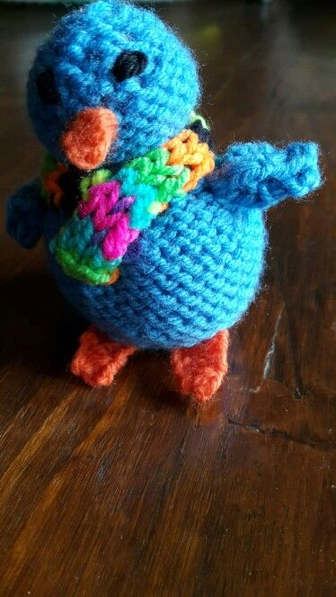 Pattern from 'Knitted Farm Animals ' by Sarah Keen