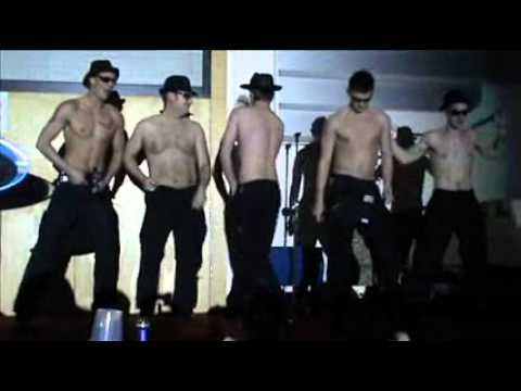 The Full Monty show