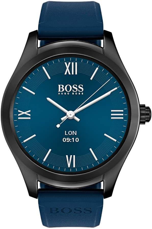 boss touch smartwatch