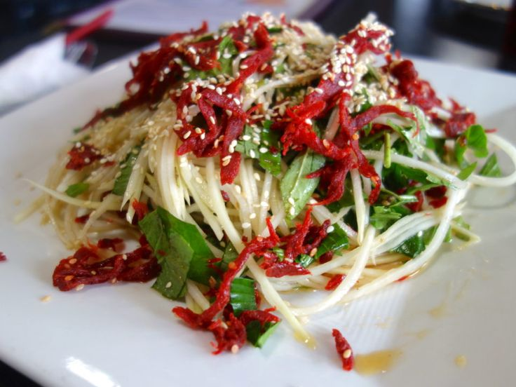 Head to Non La, a Vietnamese restaurant in Aurora, for some mighty adventurous eating.