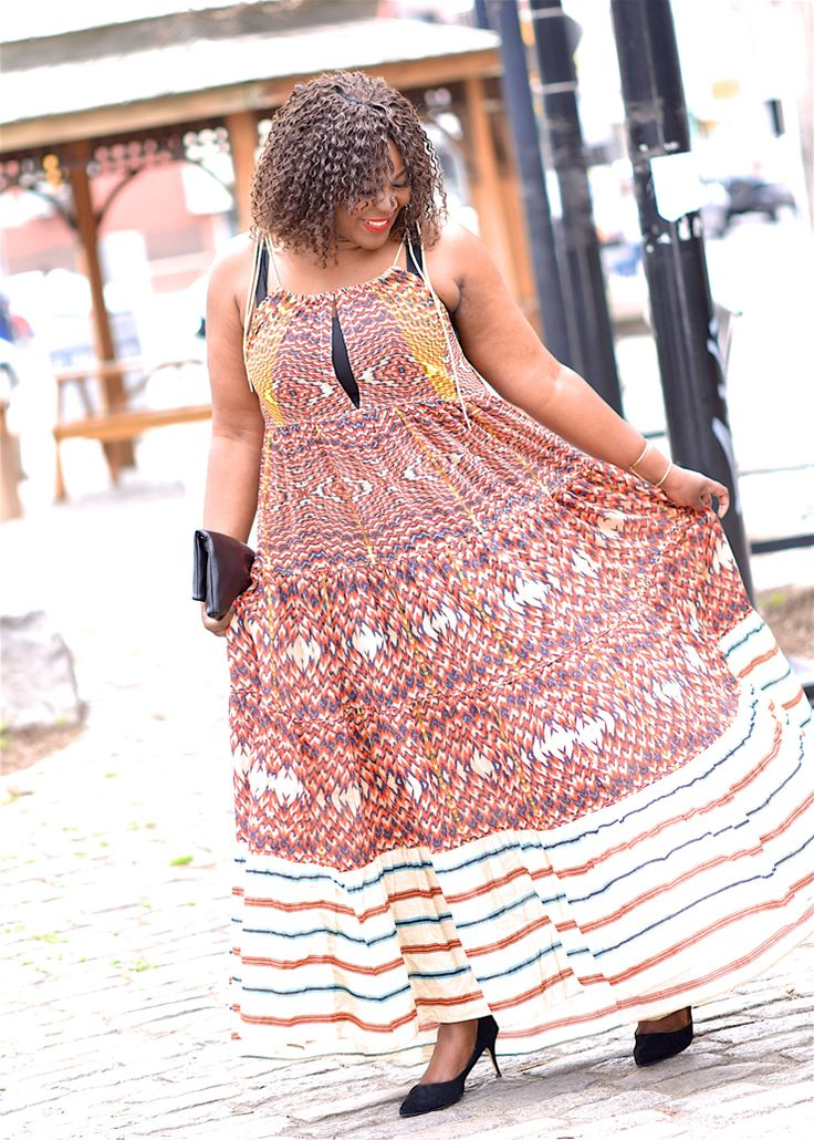 6 Places To Purchase Plus Size Extra Long Maxi Dresses