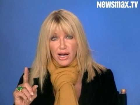 Suzanne Somers Throws Knockout for Cancer natural health tips, natural health remedies