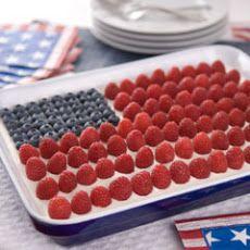 Breyers Ice Cream Flag Cake Recipe