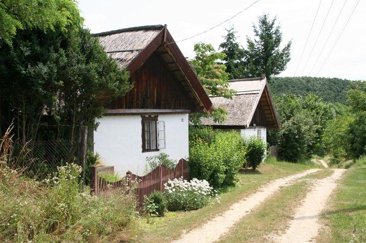 Tényő-A Kisalföld népi építészete Győr-Moson Sopron Megye