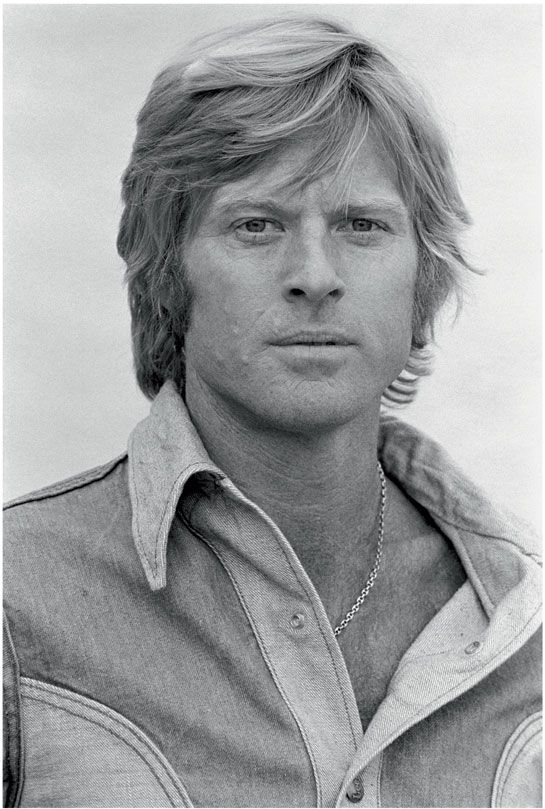 Robert Redford by Terry O'Neill. He was so fabulously handsome.