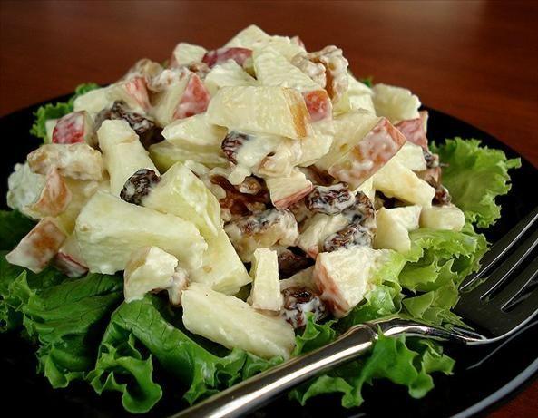 Grandma's Waldorf Salad