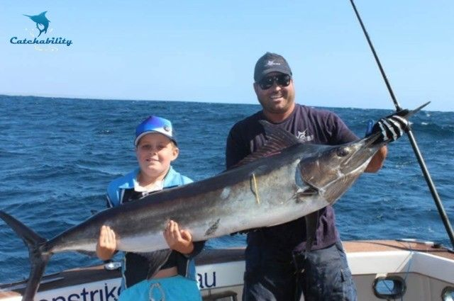 Catch of the week Sunday 25 May: Black marlin caught by Wil Cunningham