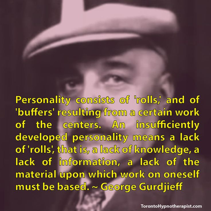 Gurdjieff Quotes Images