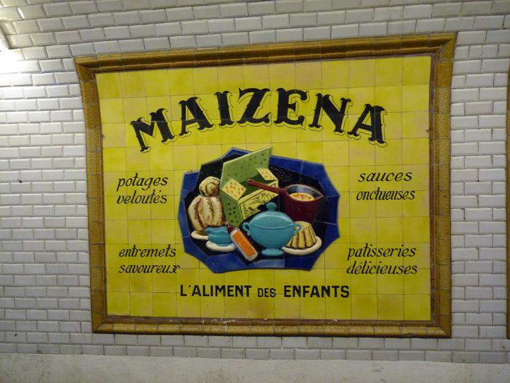 La lime: Visite du métro
