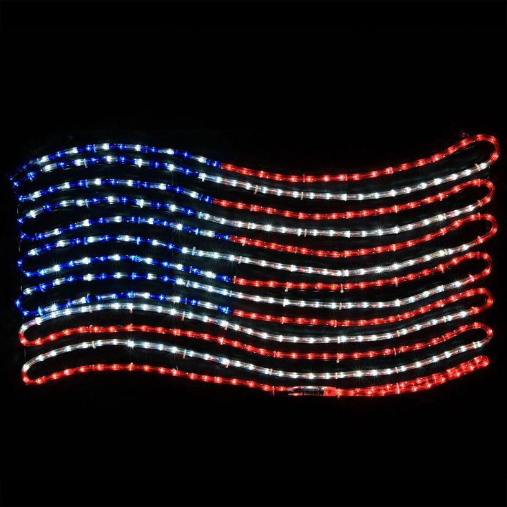 194 Love Lights Images Pinterest Christmas Decorations Ideas American Flag
