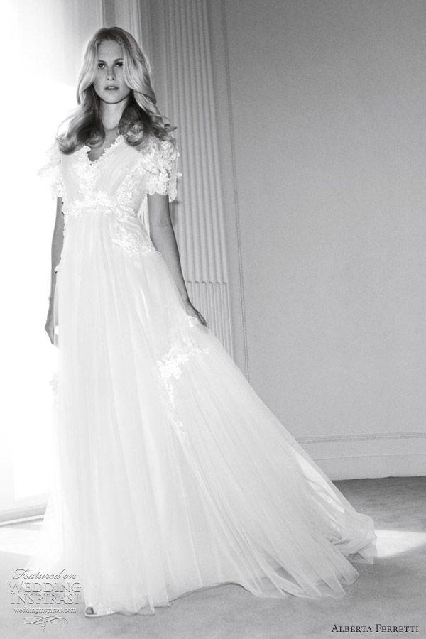 Alberta Ferretti Wedding Dresses - Forever Bridal Collection - 2012