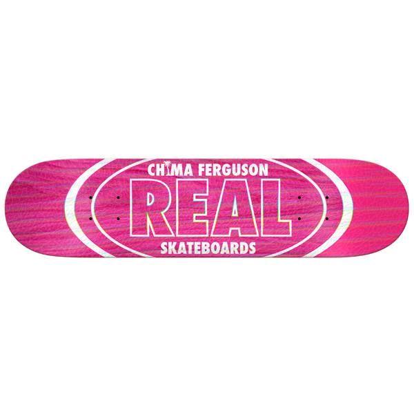 Real Skateboard Deck Chima Ferguson Holo Oval 8.25 | snapchat @ http://ift.tt/2izonFx