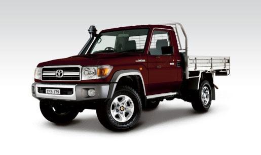 Toyota LandCruiser 70 Series