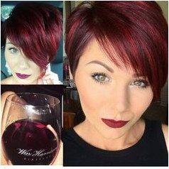 Schattierungen von Roten Haaren, die gut Aussehen auf Jeder … – Trend Frisur…