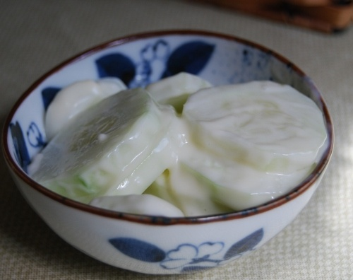 Creamy Cucumbers: Side Dishes, Creamy Cucumbers, Yummy Recipes, Food, Mable S Creamy, Grandma Mable S, Favorite Recipes, Salads