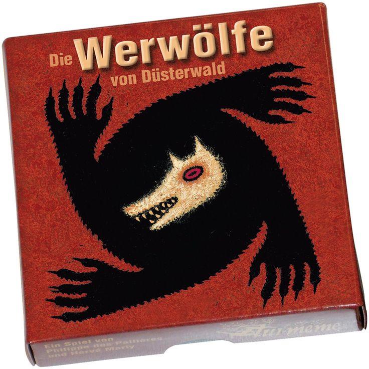 Asmodee - Lui meme 200001 - Die Werwölfe von Düsterwald: Amazon.de: Spielzeug