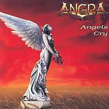 "Artist: ""Angra"".  Album: ""Angels Cry"".  Year: 1993  Genre: Progressive Power Metal"
