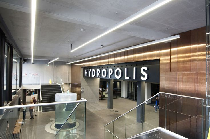 Gallery of Hydropolis / ART FM - 7