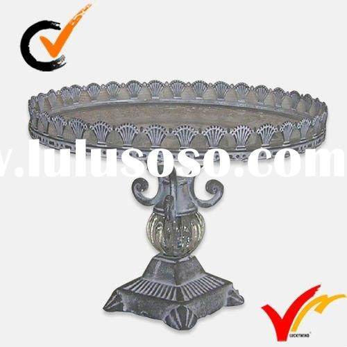 Cast Iron  Tier Cake Stand