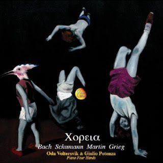 Den Klassiske cd-bloggen: «Khoreia» - dans!