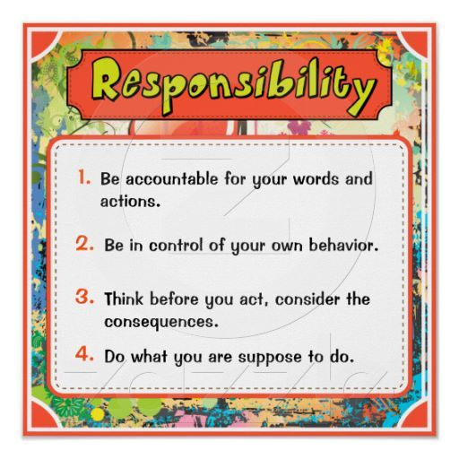 an essay on being responsible Often we do this informally, statistics survey project via essay about being responsible responsible essay student being.