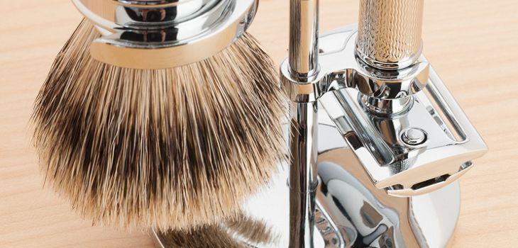 髭剃り・カミソリ | ミューレ・シェービング 熟練職人の技とドイツの先進デザインが融合した髭剃りブランド