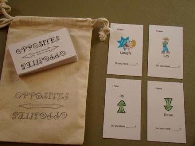 1000+ ideas about Opposites Game on Pinterest | Fun christmas ...