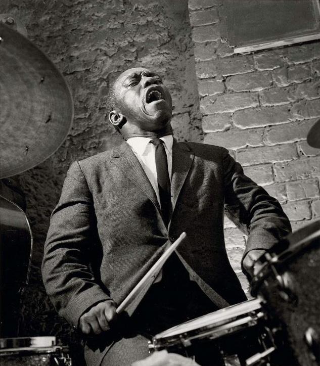 Art Blakey. His Jazz Messengers spawned so many great musicians, like Lee Morgan, Freddie Hubbard, etc.