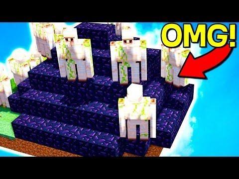EXTREME BASE DEFENSE! (Minecraft Bedwars)   Minecraft