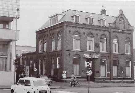 Oude Politiebureau, Langestraat, Hilversum