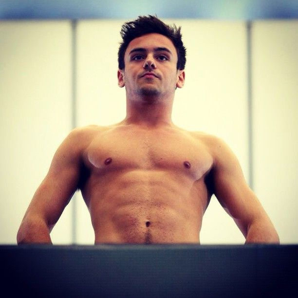 Hill anal tom daley cums willow art