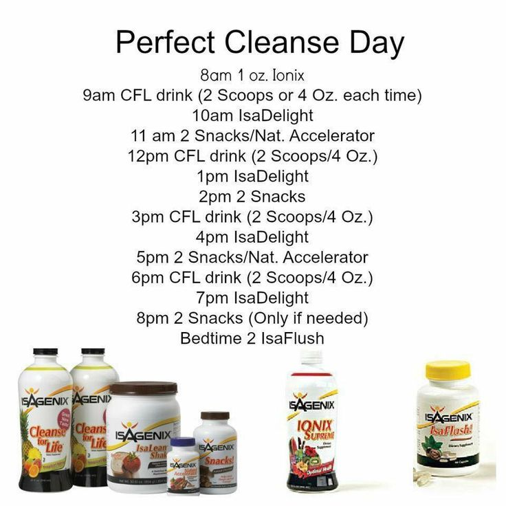 76 Best Isagenix Cleanse Day Images On Pinterest