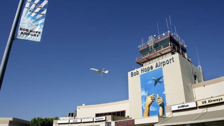 Bob Hope Airport rebrands itself as 'Hollywood Burbank Airport'