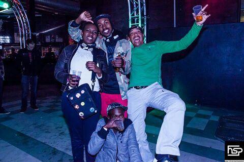 Lekke vibe #SwitchOnTheNight @grietfest 2014
