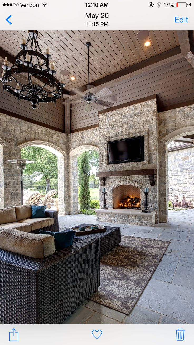 The different kitchen layouts bandidusa home design preferance - But I Don T Know That I Would Want A Home That Would Be Proportionate To This Size Of Patio Outdoor Living Space So Same Feel Not So Big