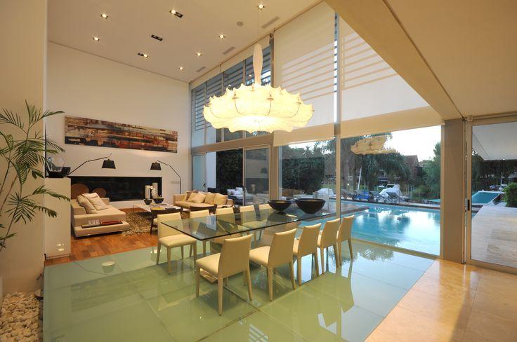 Casa Bahía #VanguardaArchitects #DobleAltura #Arquitectura #Achitecture #Interiorismo