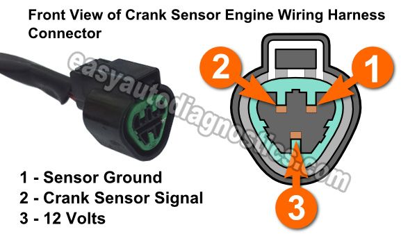 Ls1 Crankshaft Sensor Wiring Diagram