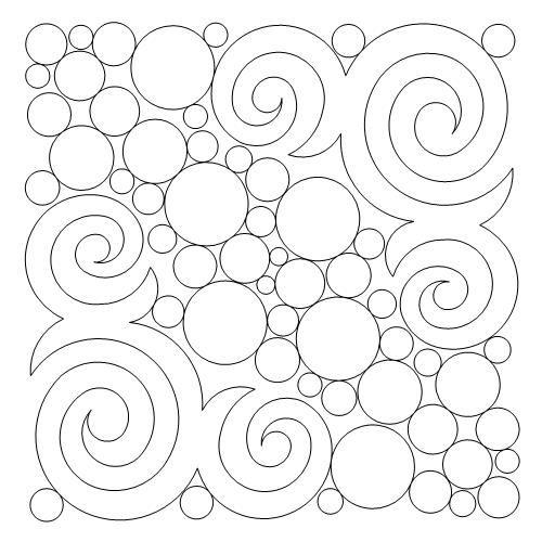 291 Best Quilt Fillers Images On Pinterest Free Motion