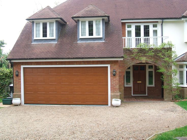 17 best images about hormann sectional garage doors on for Upvc garage doors