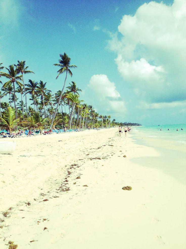 Punta Cana- Playa Bávaro, relax y descanso en el post de hoy http://1001tardes.blogspot.com.es/2014/10/punta-cana.html