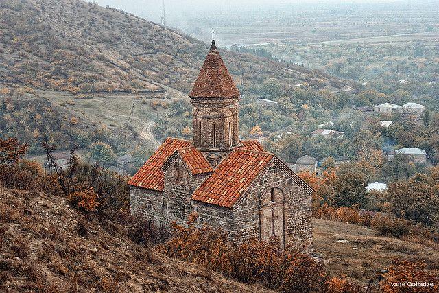 Manavi, Kakheti-Region, Georgia