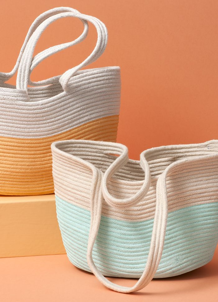 25 best ideas about tote tutorial on pinterest sew tote for Rope projects