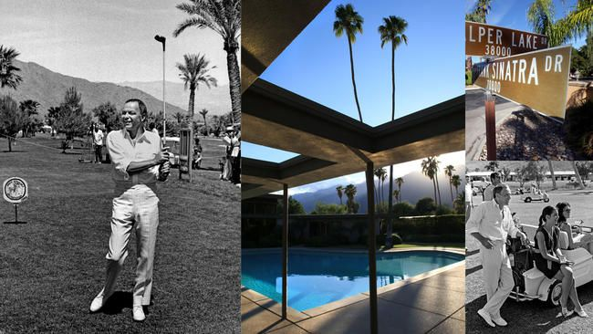Follow in Frank Sinatra's footsteps as Palm Springs toasts Ol' Blue Eyes' 100th birthday
