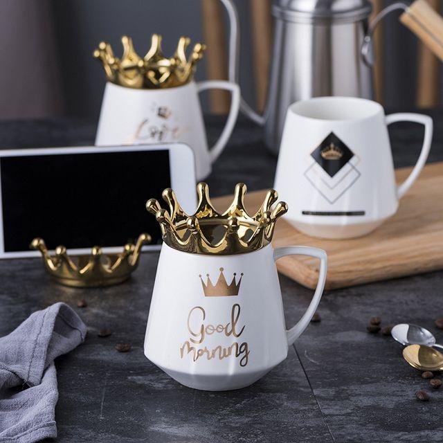 Porcelin Coffee Mug