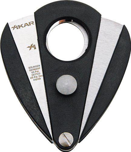 Xikar Xi2 Cigar Cutter Noir