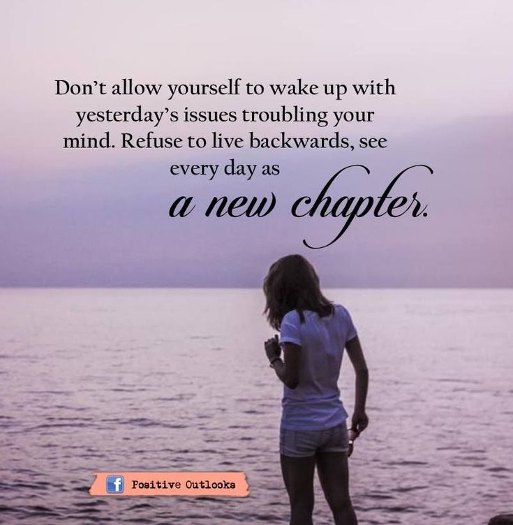 Every Day Is A New Chapter Life Quotes Quotes Quote Life