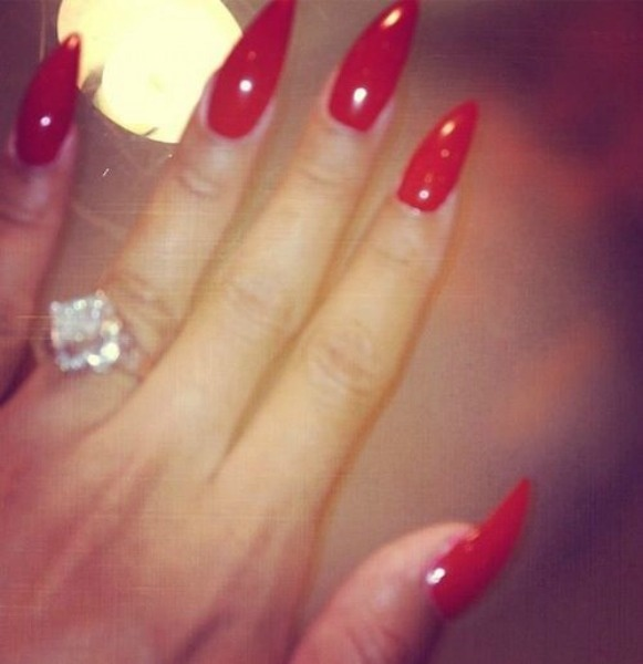 Did Tyga 'Put A Ring' On Black Chyna?