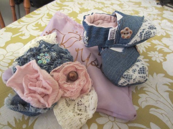 Combo TOMS inspired shoes for babies and toddlers by YeyeandCocoa