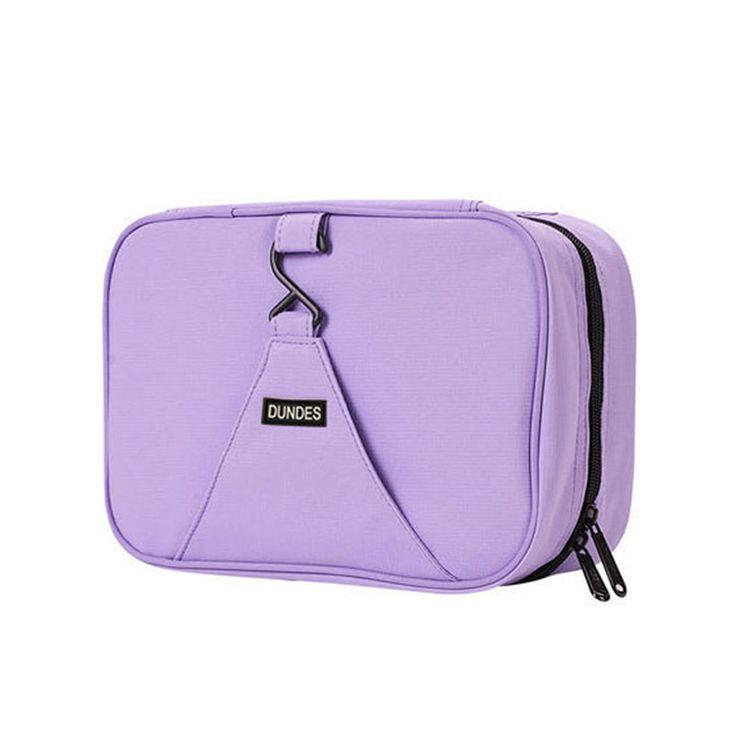 Makeup Bag Cosmetic Case for Women On Sale, Black, Nylon, 2017, Universal Size Dolce & Gabbana
